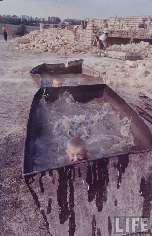 2027 Советская молодежь 60 х глазами американского фотографа