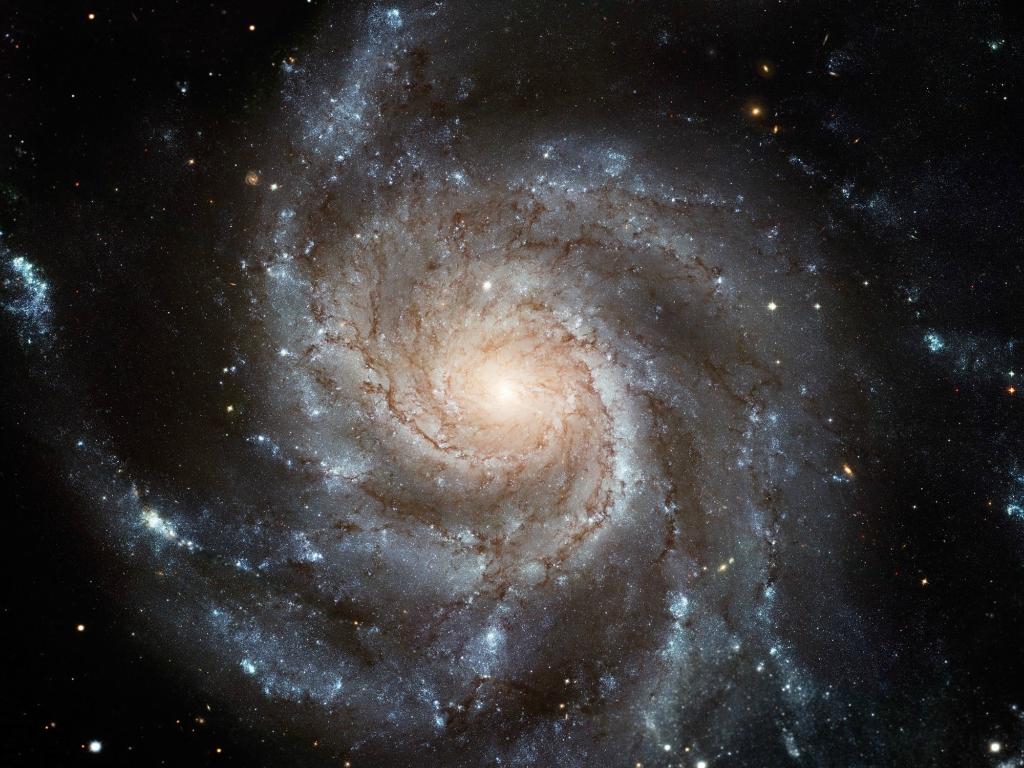 2085 Большое фотопутешествие в космос с телескопом Хаббл