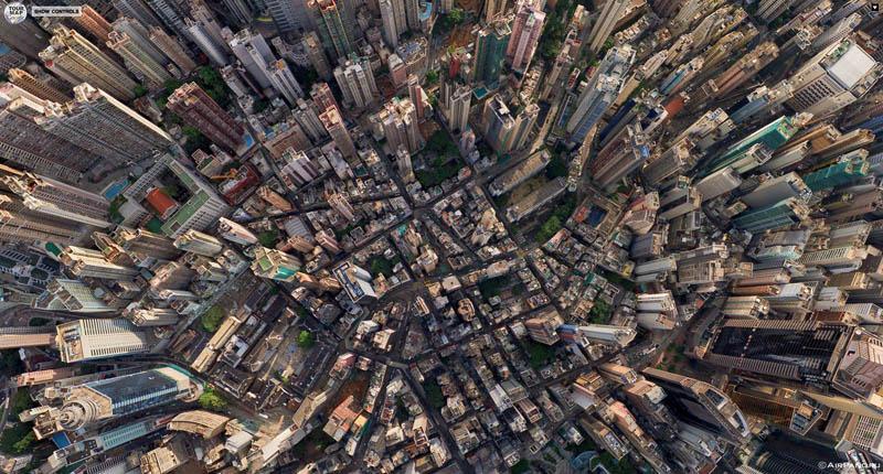 2104 Топ 10 панорамных фото городов мира