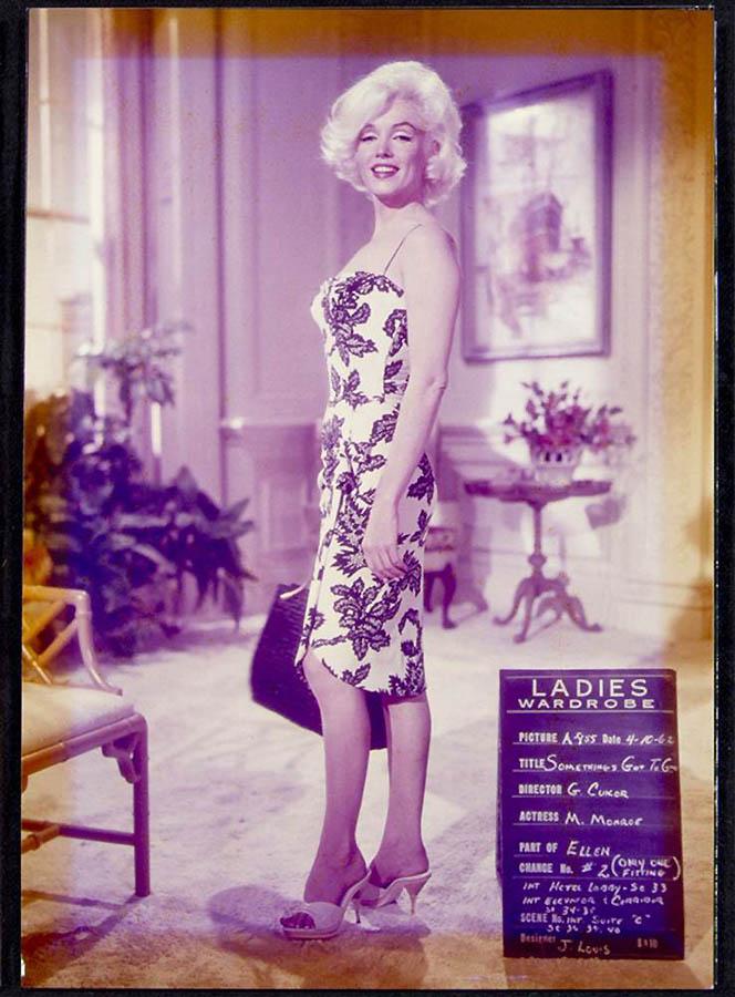 21101 Неопубликованные ранее фотографии Мэрилин Монро выставлены на аукционе