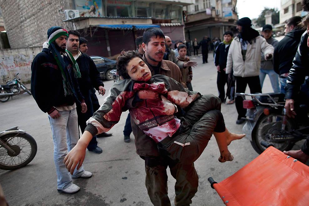 21110 Сирия: взгляд изнутри