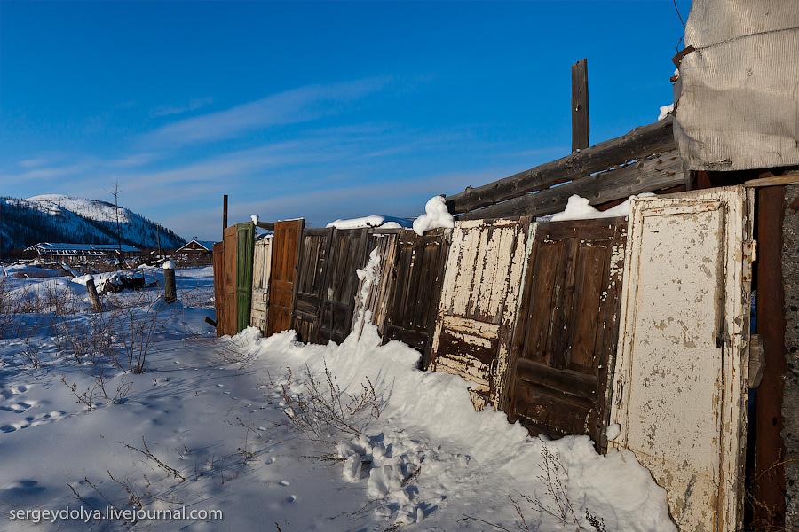 21115 Заброшенный город Кадыкчан на Чукотке