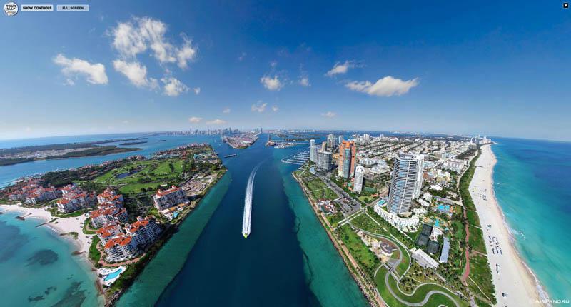 2126 Топ 10 панорамных фото городов мира
