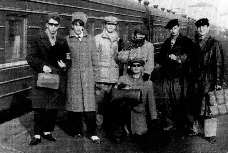 2171 Самая неформальная молодежь СССР в 70 90 е годы