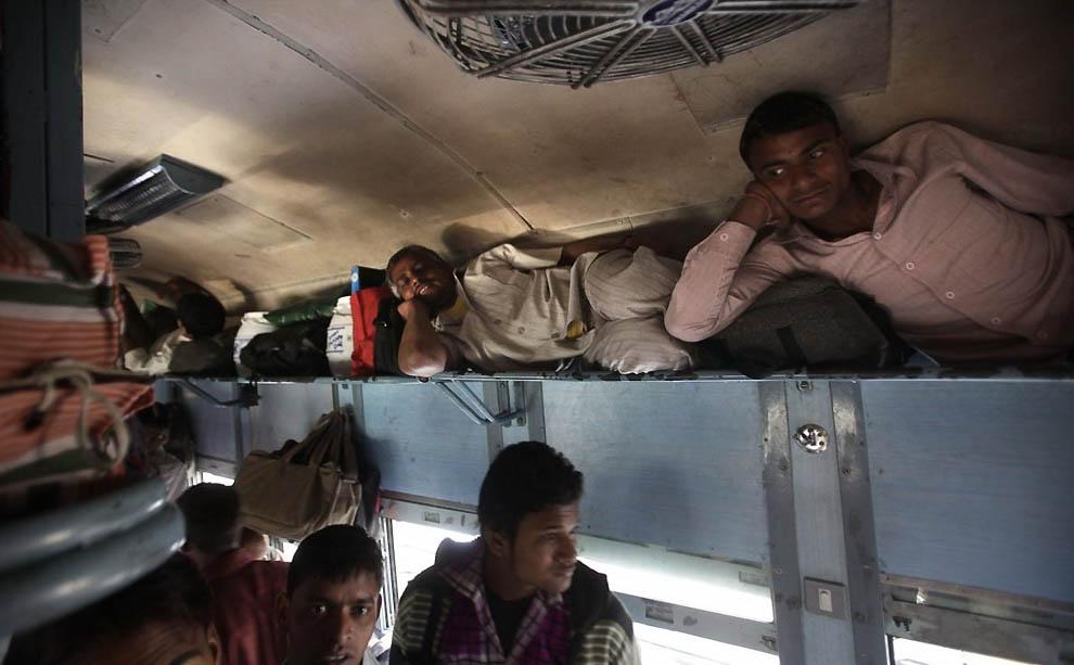 2181 Индийская железная дорога   перегруженный гигант в действии