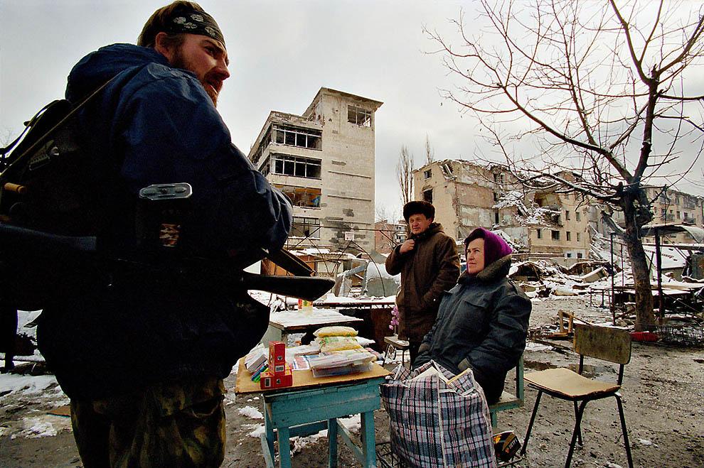 2193 Чечня и не только глазами Дмитрия Белякова