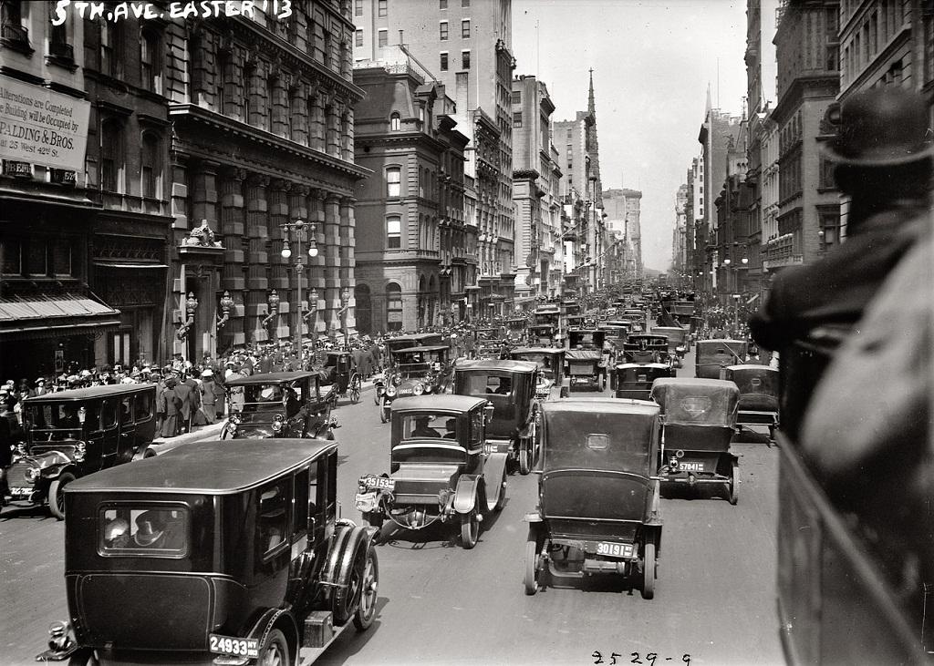22113 Американские мегаполисы сто лет тому назад