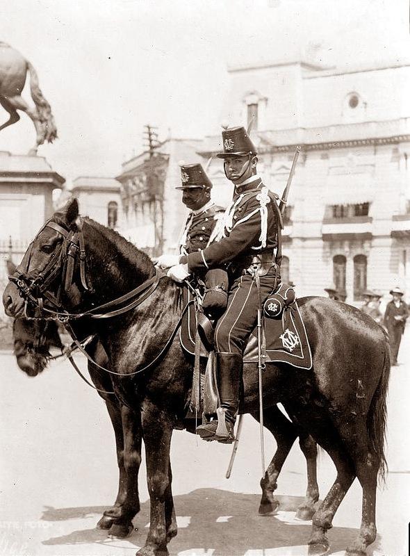 22117 Полицейские, 1890 е   1930 е.