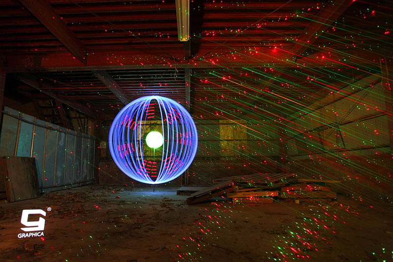 2212 Шедевры светографики от Тревора Уильямса