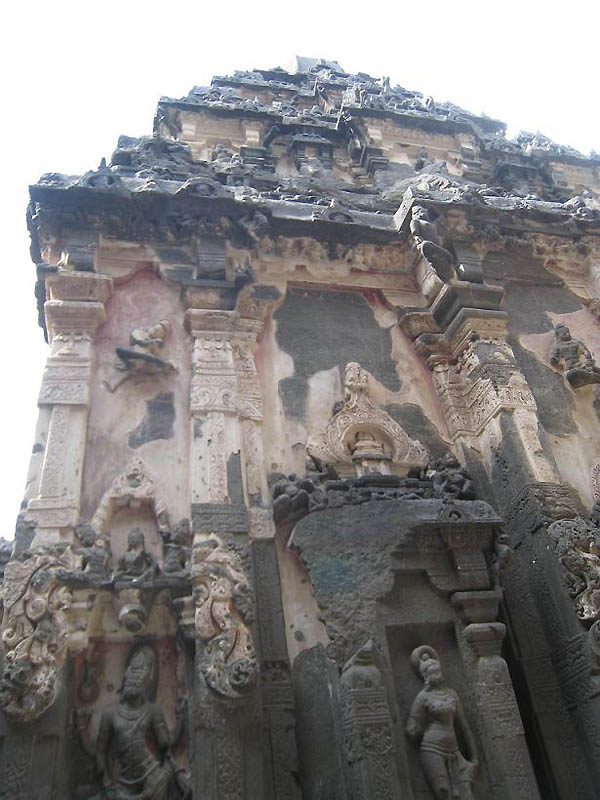 2215 Эллора   пещерные храмы Индии