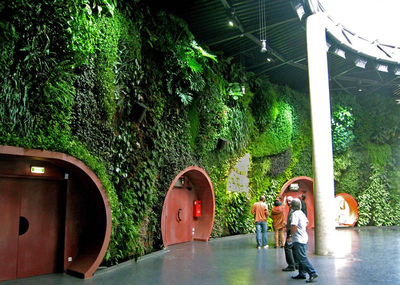2223 15 вертикальных садов по всему миру