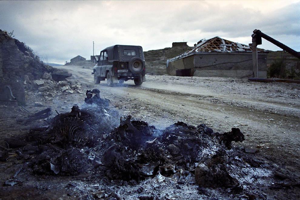 2247 Чечня и не только глазами Дмитрия Белякова