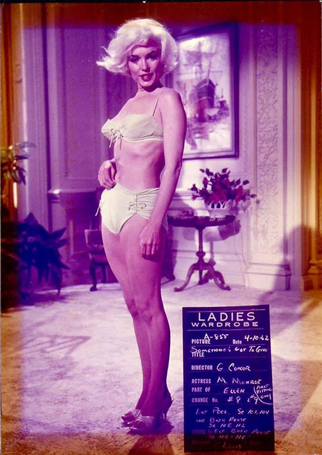 2251 Неопубликованные ранее фотографии Мэрилин Монро выставлены на аукционе