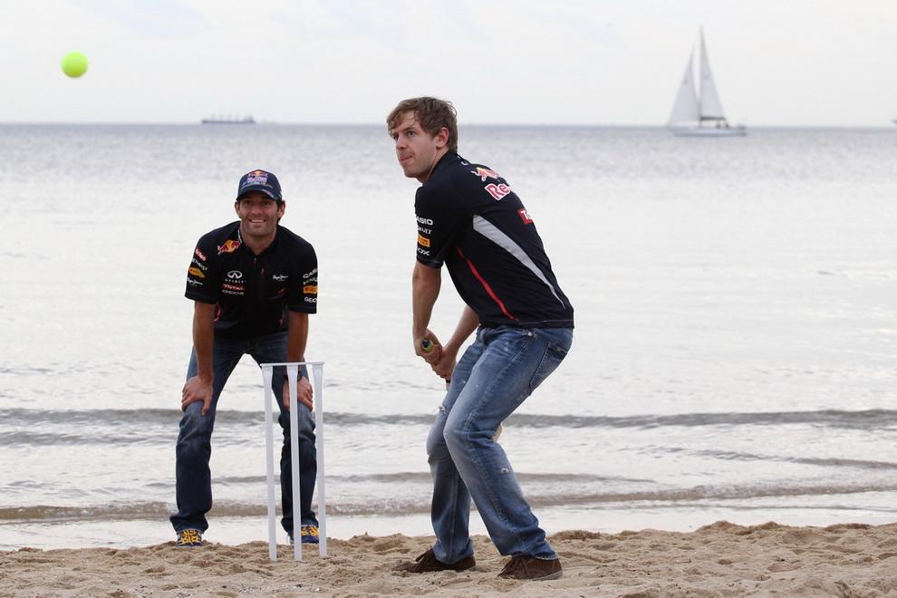 2259 За кулисами Гран При Австралии 2012: фоторепортаж