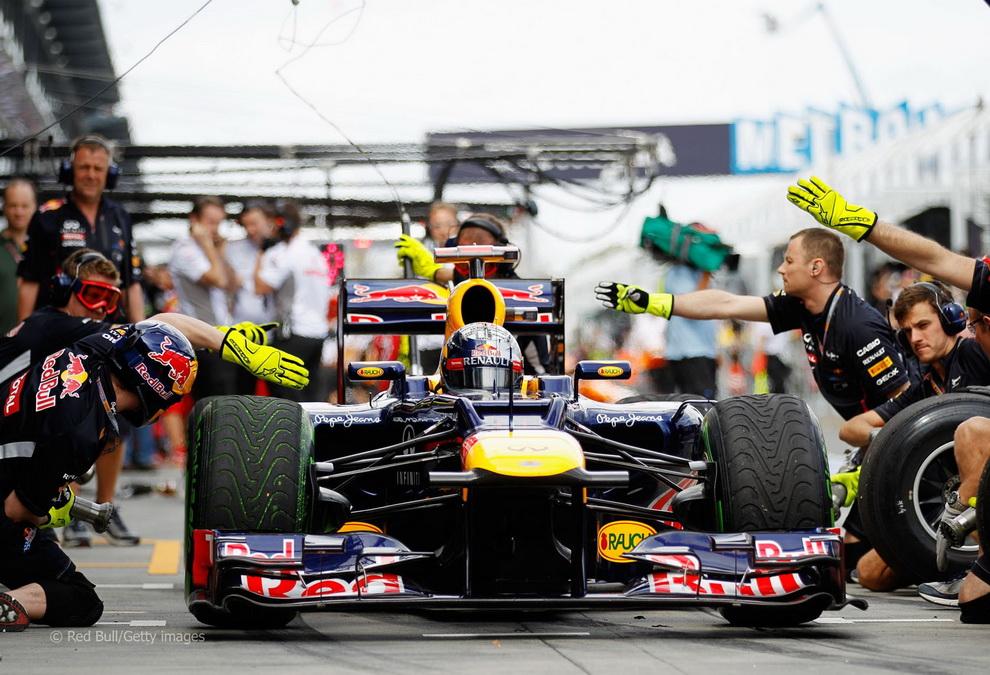2260 За кулисами Гран При Австралии 2012: фоторепортаж