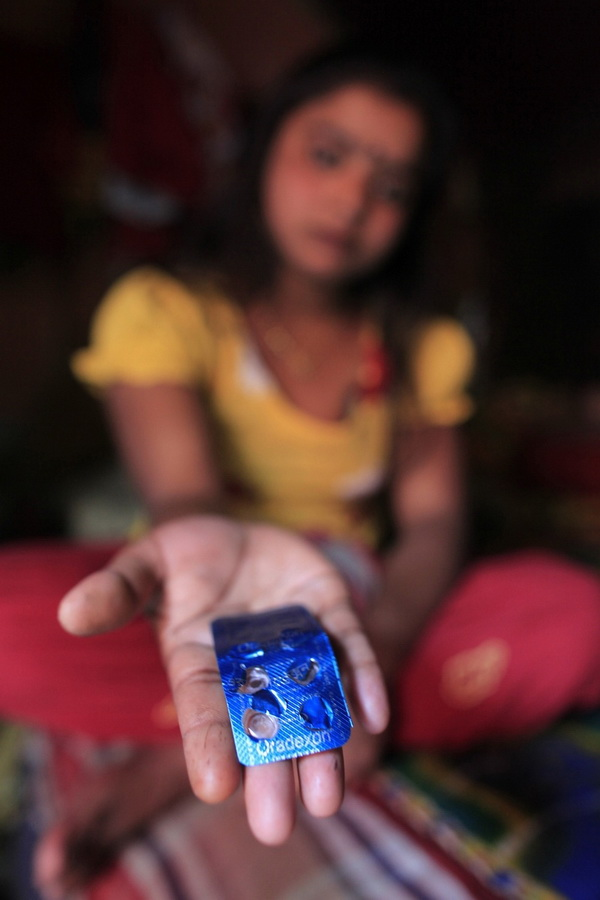 2264 Малолетние проститутки Бангладеш