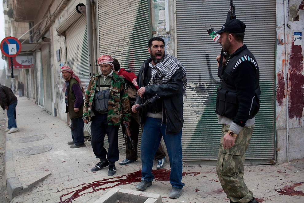 2269 Сирия: взгляд изнутри