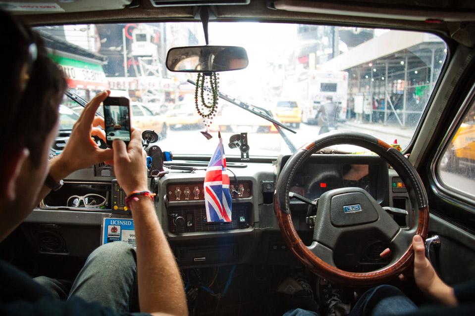 2277 Вокруг света на черном лондонском такси