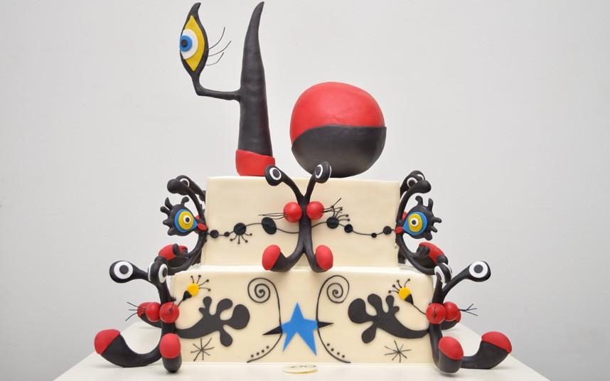 229 Невероятные торты от Сильвии Вейнсток