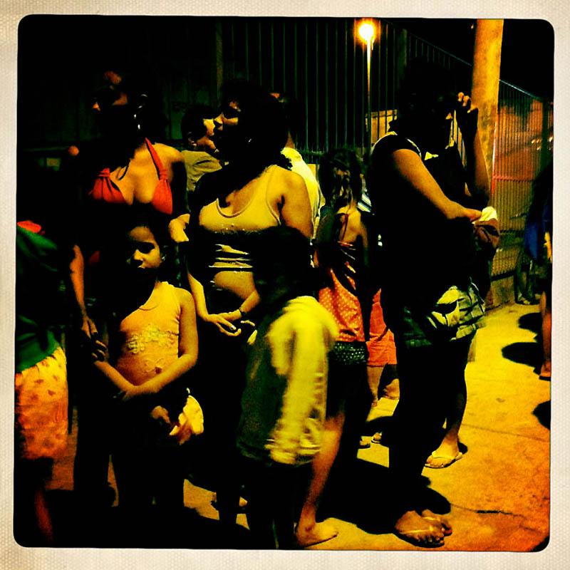 2302 Кокакабана: улицы трущоб Рио