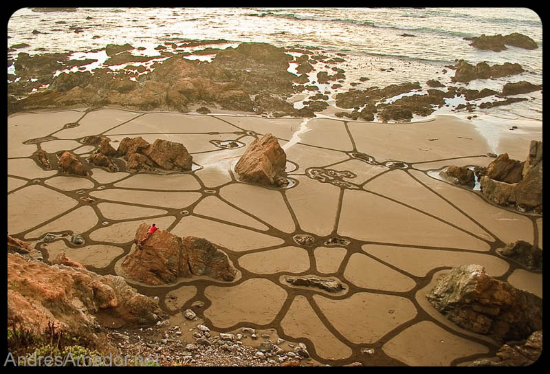 2309 Шедевры из песка Андреса Амадора