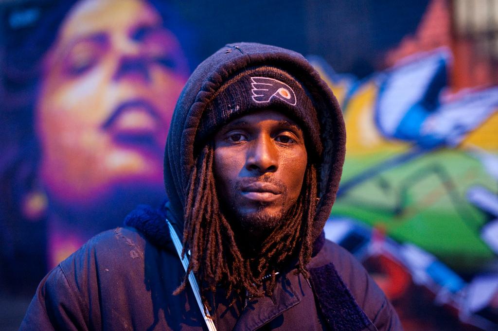 2321 Истории наркозависимых в южном Бронксе (Часть 1)
