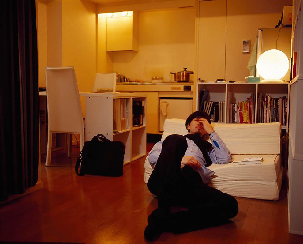 2335 Жизнь современных японцев в фотопроекте «Куда мы отсюда движемся?»