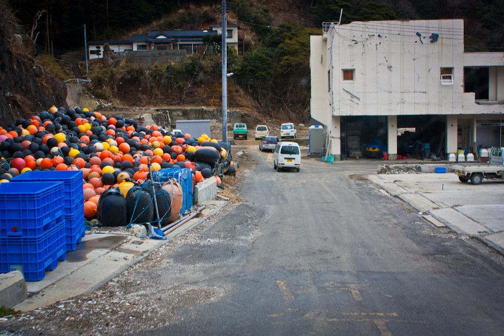2338 Япония в зоне бедствия   волонтерские приключения