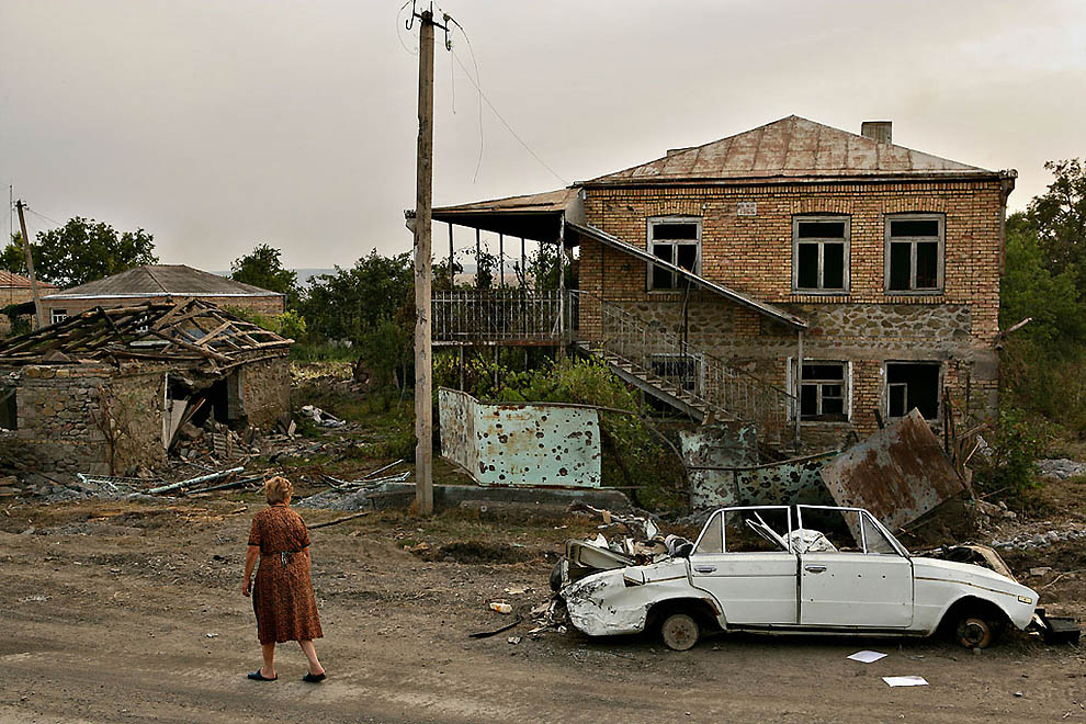 2340 Чечня и не только глазами Дмитрия Белякова