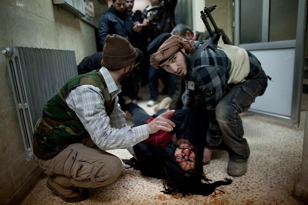 2353 Сирия: взгляд изнутри