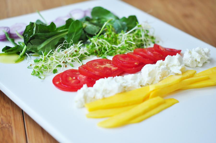 2390 Салат из арбуза