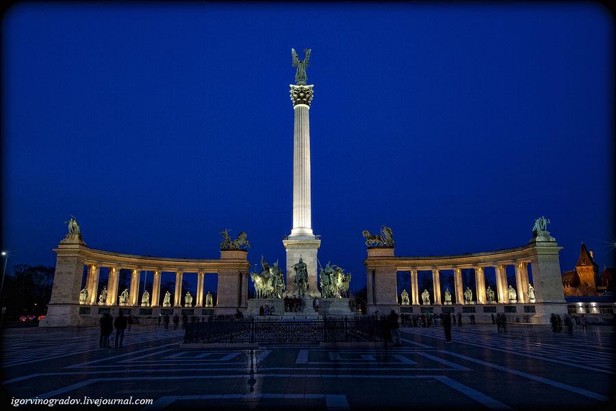 2391 Ночной Будапешт