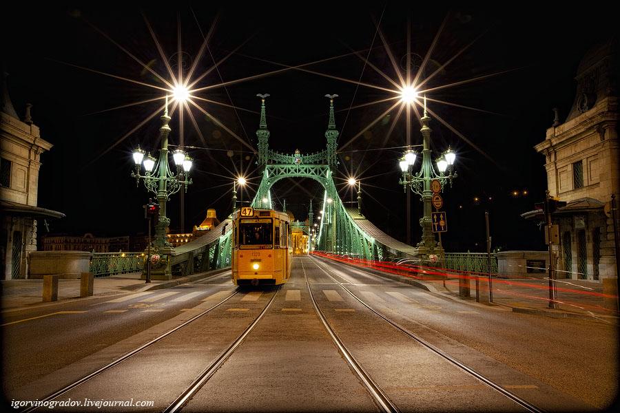 2392 Ночной Будапешт