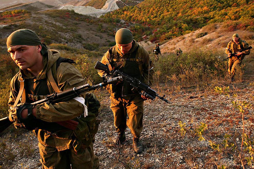 2437 Чечня и не только глазами Дмитрия Белякова