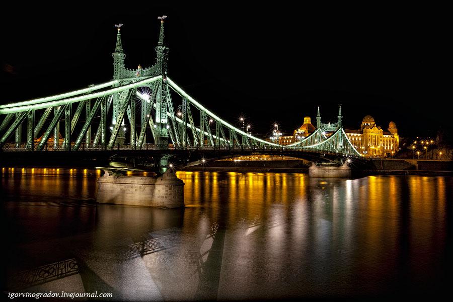 2465 Ночной Будапешт