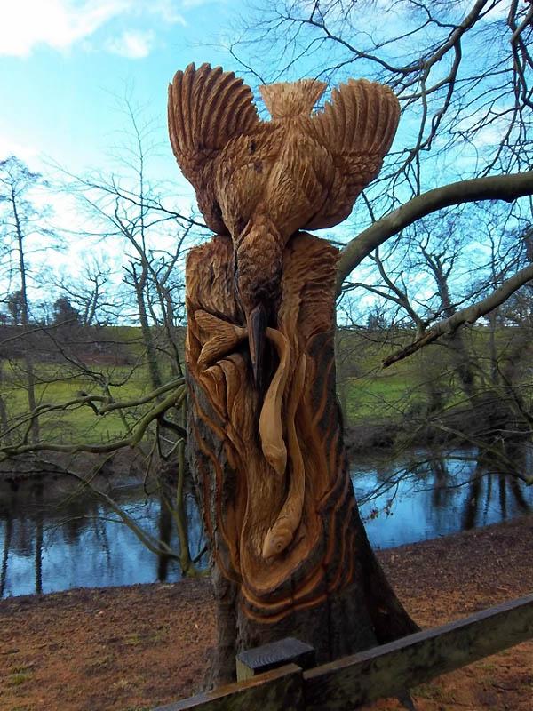 247 Вторая жизнь срубленных деревьев