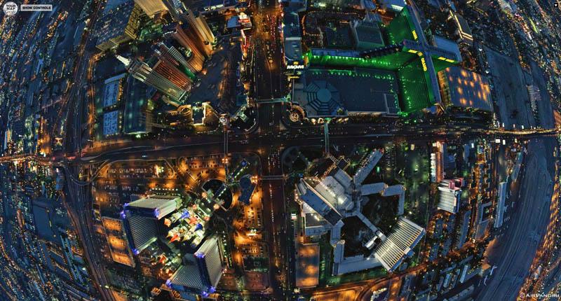 2515 Топ 10 панорамных фото городов мира