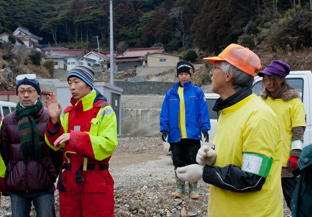 2533 Япония в зоне бедствия   волонтерские приключения