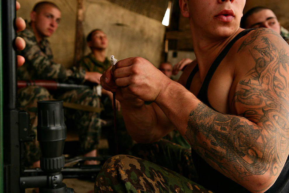 2535 Чечня и не только глазами Дмитрия Белякова