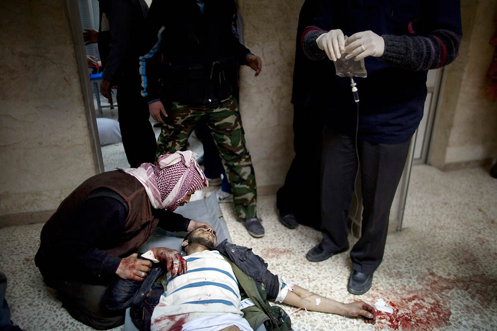 2548 Сирия: взгляд изнутри