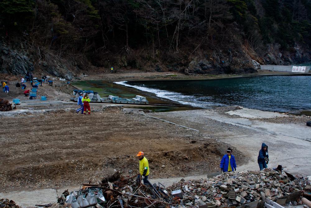 2627 Япония в зоне бедствия   волонтерские приключения