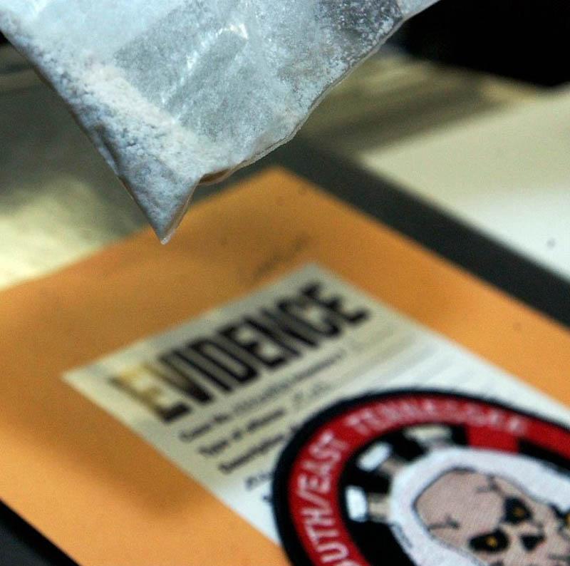 2630 Жертвы метамфетамина в США