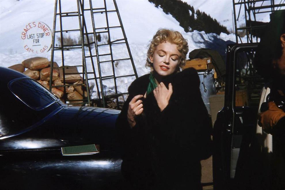 2632 Неопубликованные ранее фотографии Мэрилин Монро выставлены на аукционе