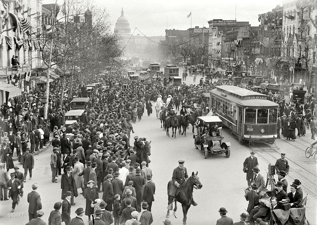 2653 Американские мегаполисы сто лет тому назад