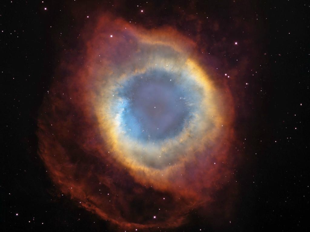 2656 Большое фотопутешествие в космос с телескопом Хаббл
