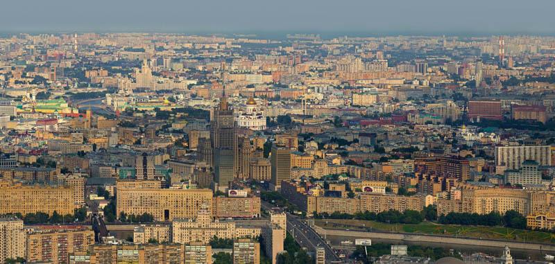 2711 Топ 10 панорамных фото городов мира