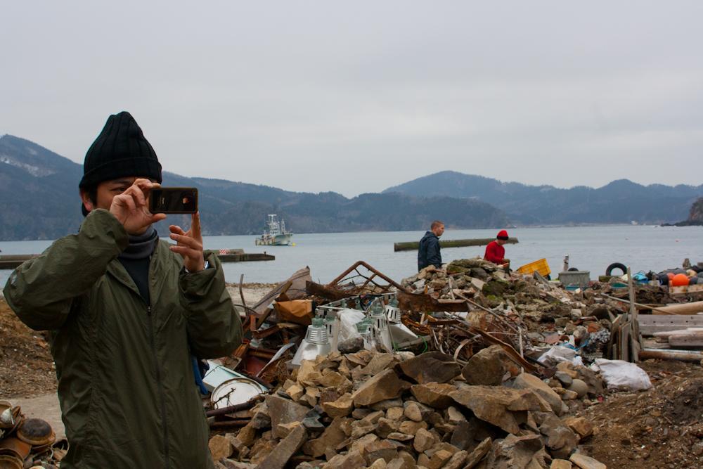 2725 Япония в зоне бедствия   волонтерские приключения