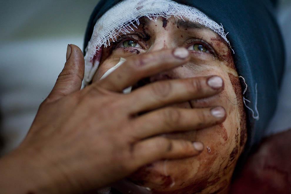 2738 Сирия: взгляд изнутри
