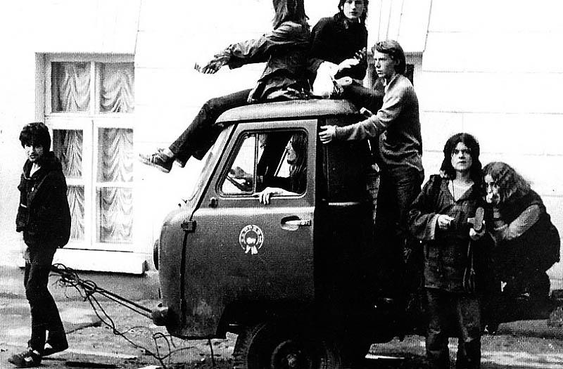 2820 Самая неформальная молодежь СССР в 70 90 е годы