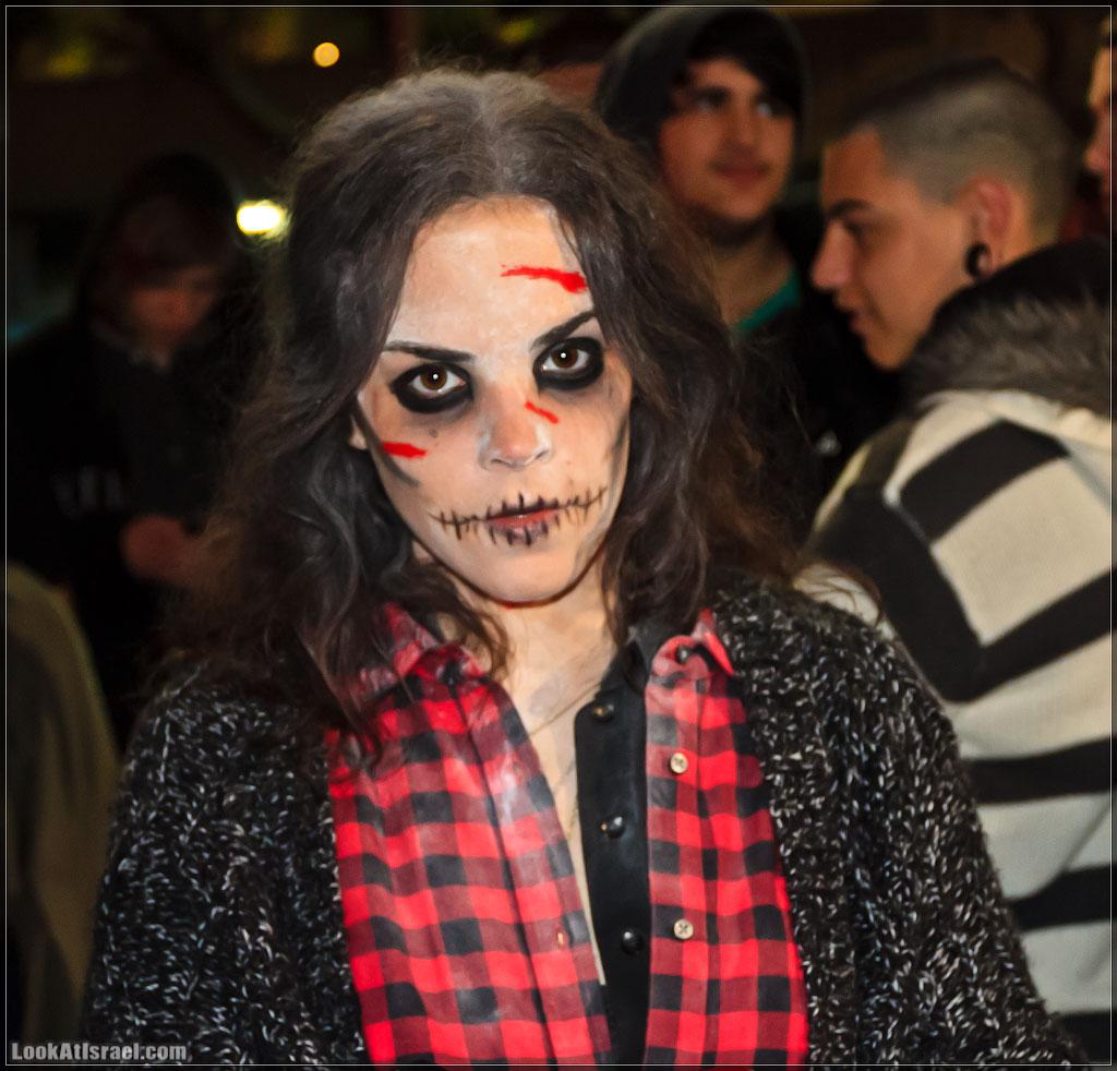 2913 Зомби на улицах Тель Авива – Zombie Walk Tel Aviv